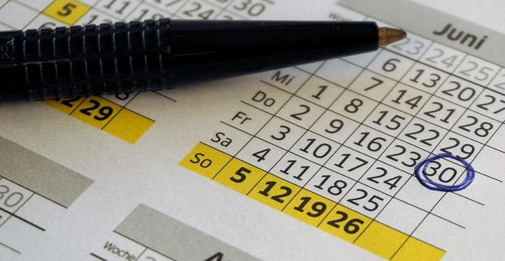 calendario economico