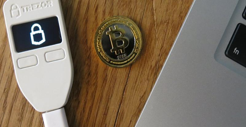 trezor wallet di bitcoin
