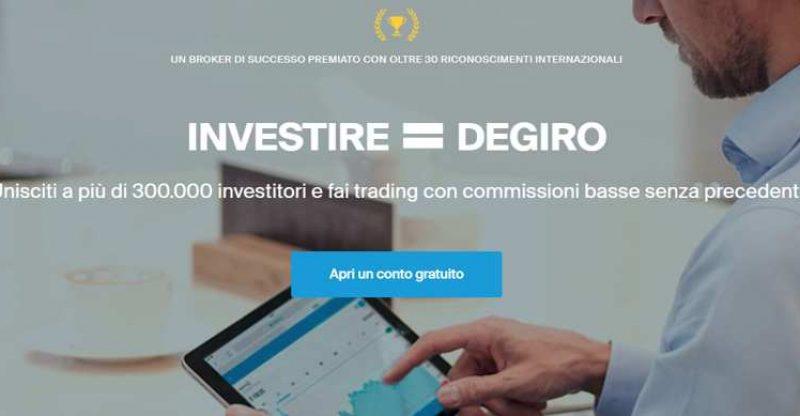 Broker Degiro