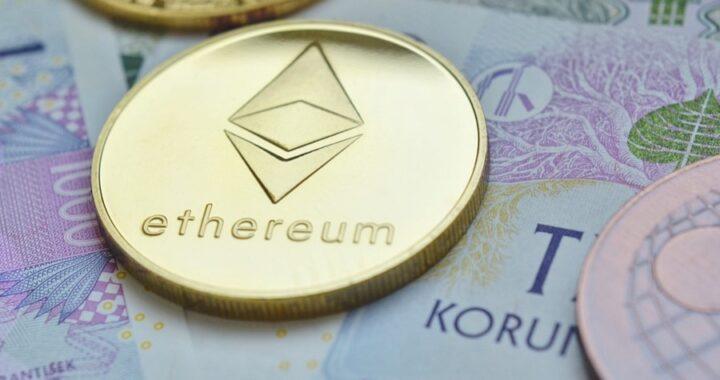 Ethereum supera Bitcoin per la prima volta: transazioni da record