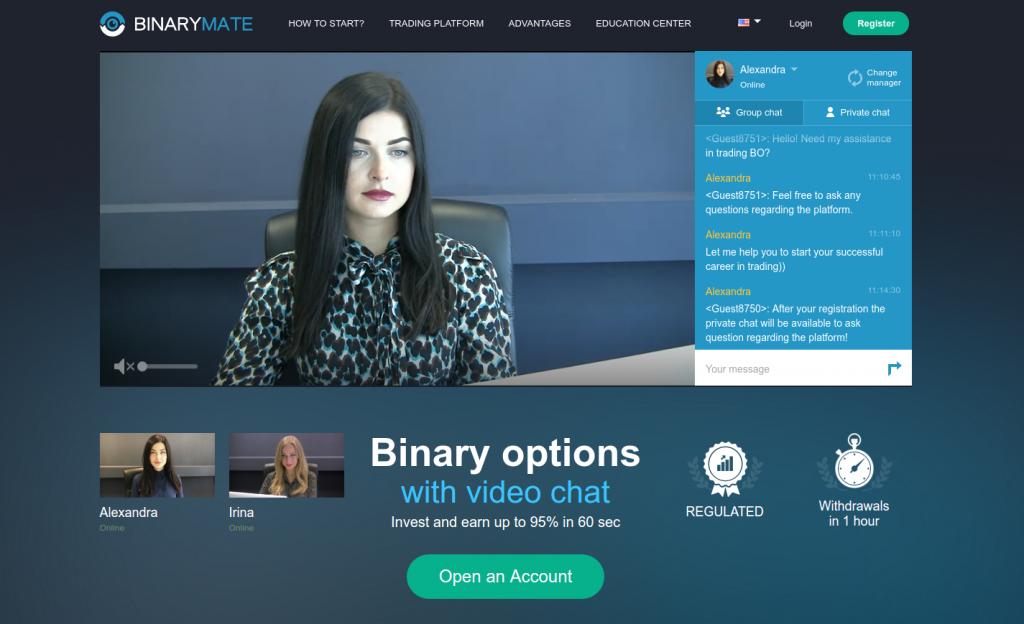Binarymate