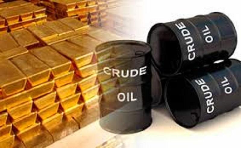 Quotazione Petrolio e Oro